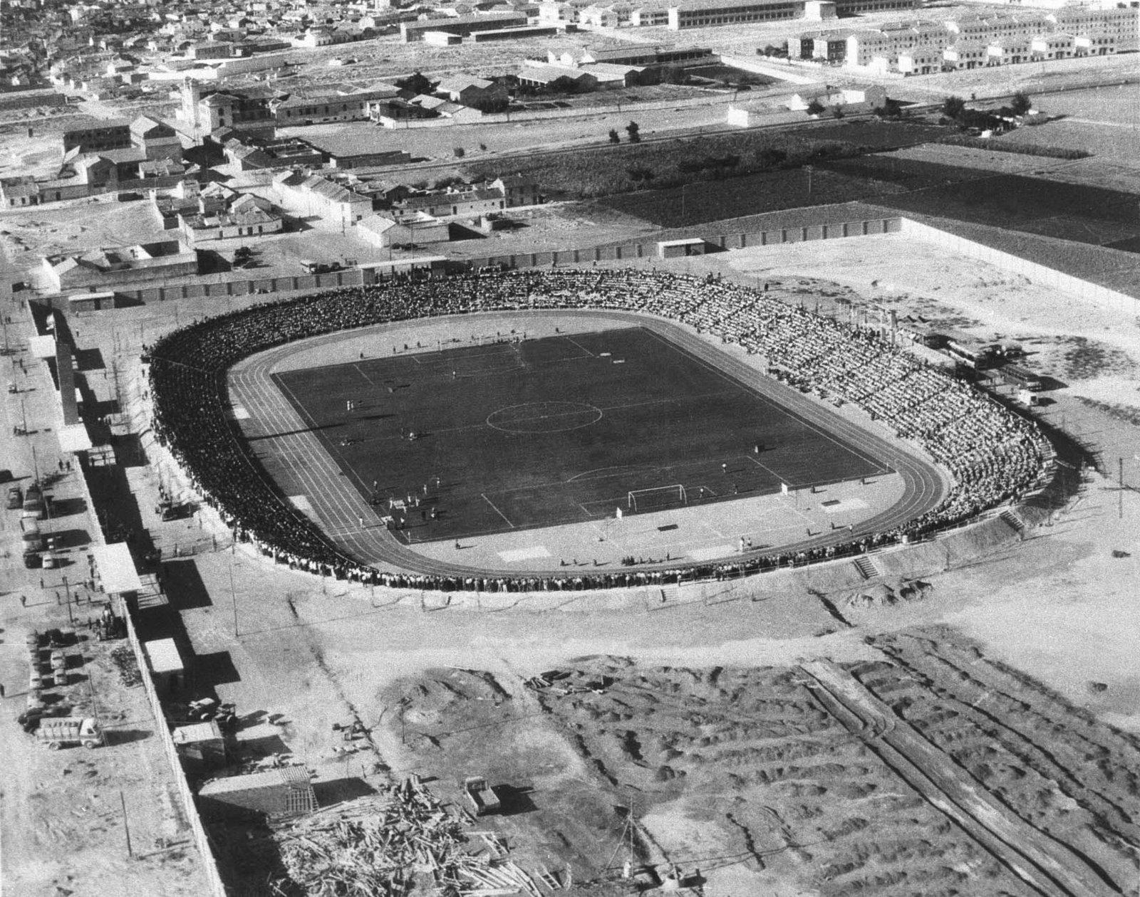 Albacete, imágenes del Siglo XX