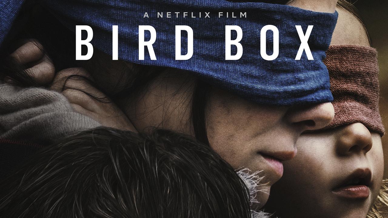 Bird Box, un fenómeno cinematográfico interpretado por Sandra Bullock