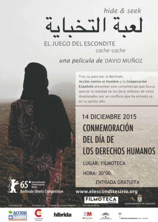 Conmemoración del Día de los Derechos Humanos 2015