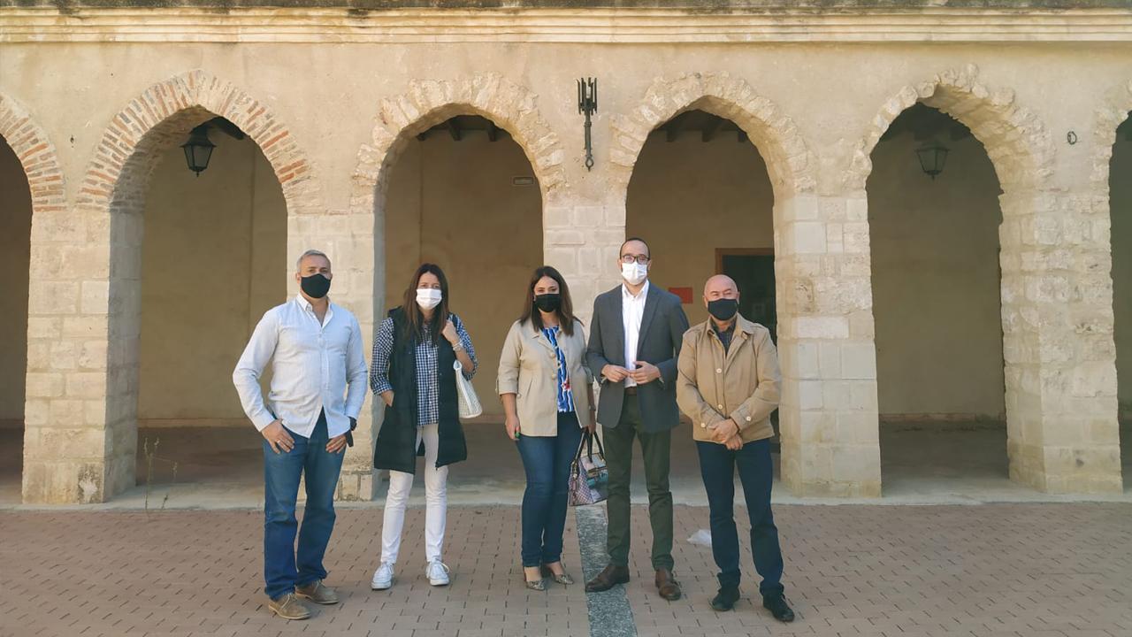 La Diputación colaborará con Chinchilla en el desarrollo de los actos conmemorativos del 25 aniversario del Festival de Teatro Clásico de la localidad