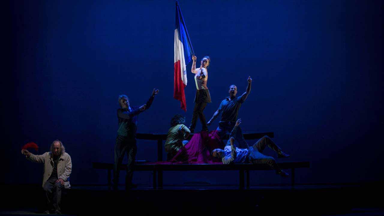 Zenit, la realidad a su medida, en el Teatro de Rojas