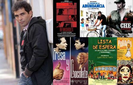 EL ACTOR CUBANO VLADIMIR CRUZ OFRECERÁ UN COLOQUIO EN FILMOTECA