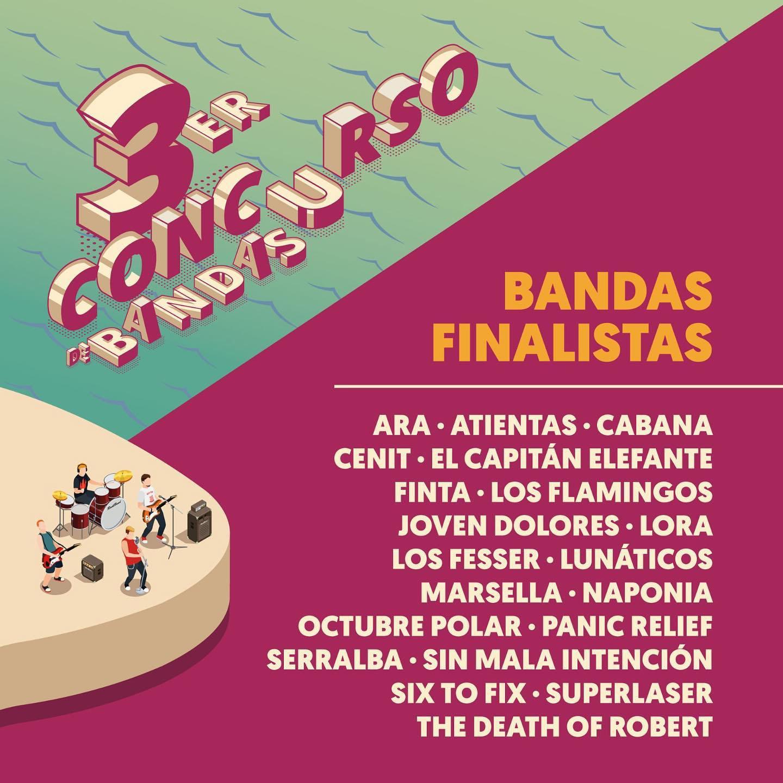 Más de 140 grupos de toda España se inscriben en el concurso de bandas de Cooltural Fest