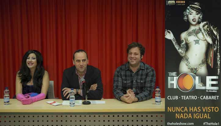The Hole llega a Albacete, actuará del 21 al 25 de enero en el Teatro Circo