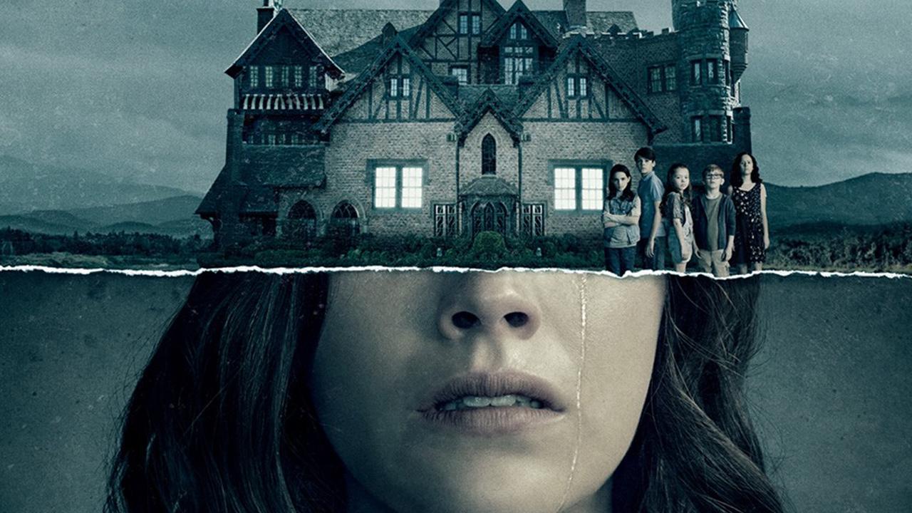 ''La maldición de Hill House'' un portento terrorífico y técnico