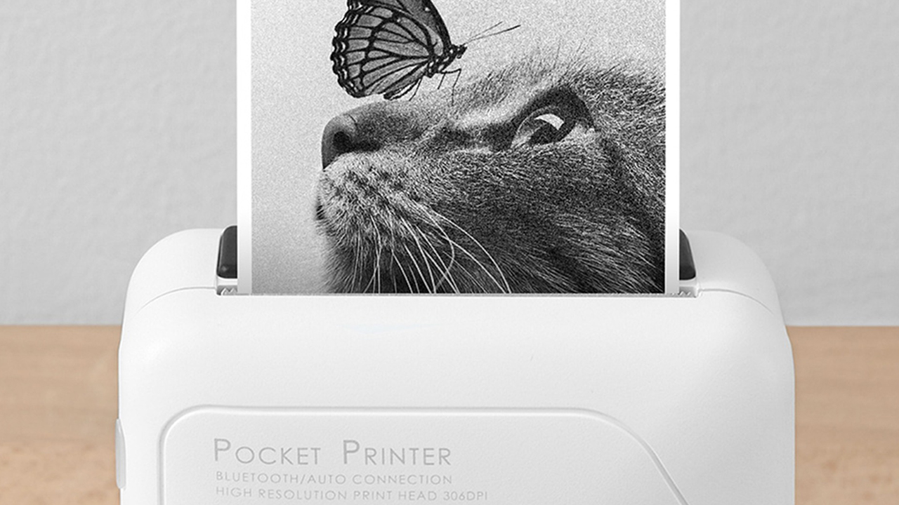 Consigue tus fotos en papel gracias a las impresoras de bolsillo