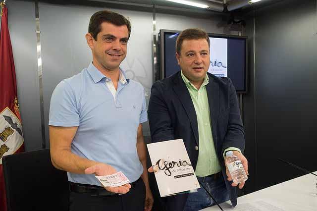 El 1 de Septiembre se ha presentado el Programa de la Feria de Albacete 2015