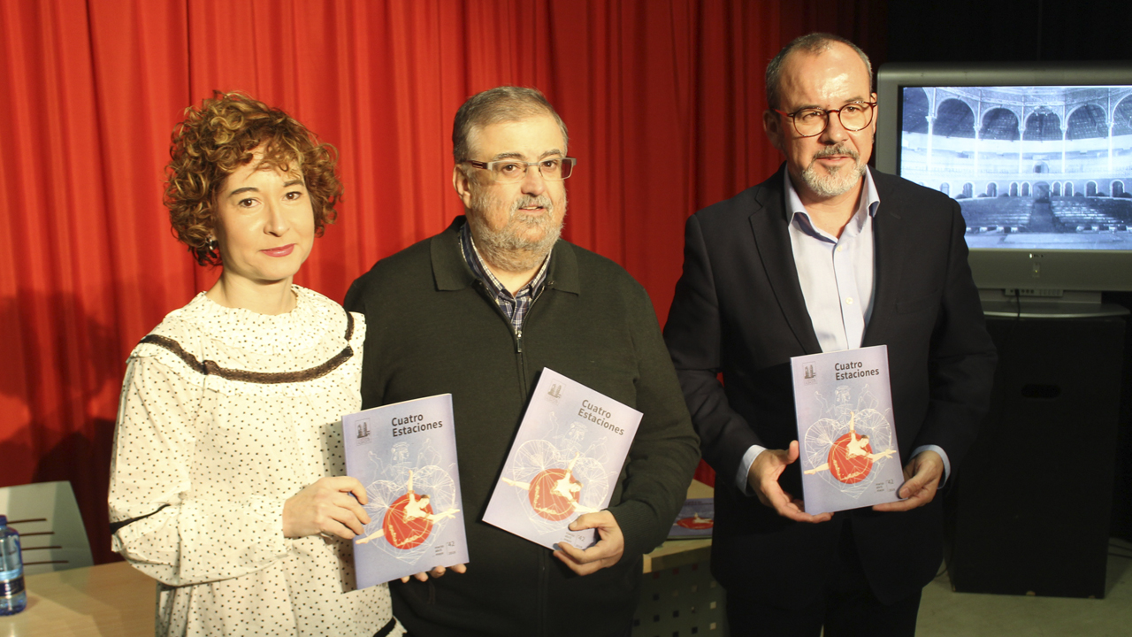 Medio centenar de actividades en el próximo trimestre de la programación de Cultural Albacete