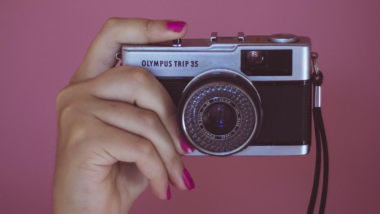 ¡Las modas y tendencias en fotografía!