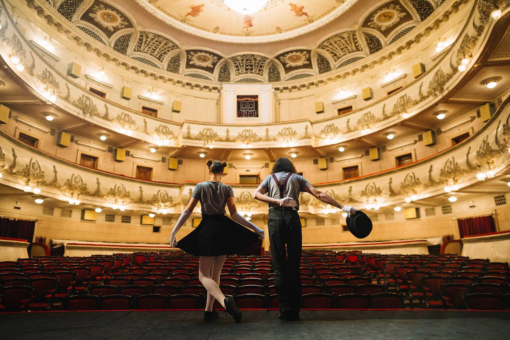 La Comunidad de Madrid presenta un plan de estímulo para las artes escénicas y la música ante el coronavirus