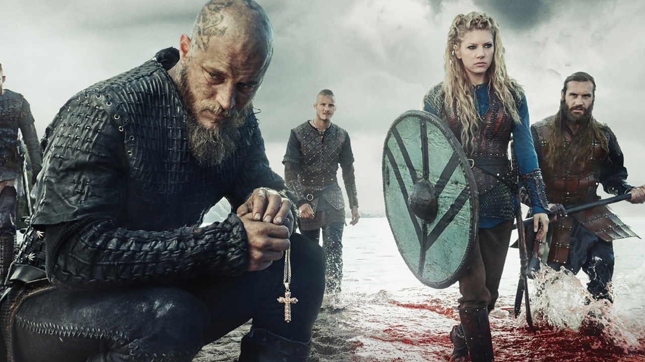''Vikingos'': historia, acción y mucha maestría