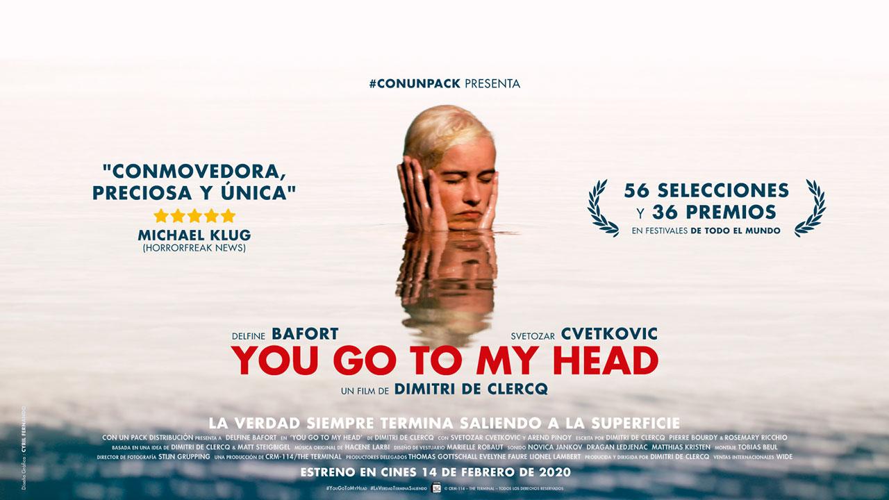 """Este jueves 5 de marzo llega a Valencia """"You go to my head"""""""