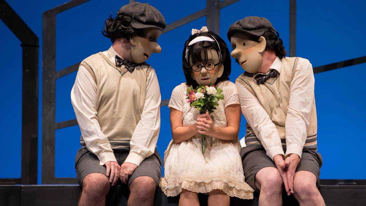 ''Amour'', obra con un premio FETEN, llega al Teatro Principal de Castellón
