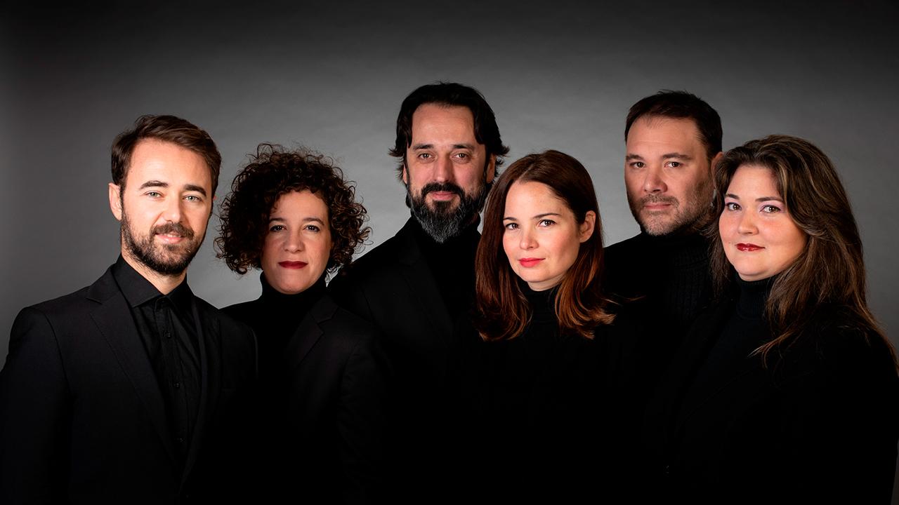 El grupo de música antigua Amystis inicia la celebración de su décimo aniversario con un concierto en el que reivindica la voz de las mujeres compositoras
