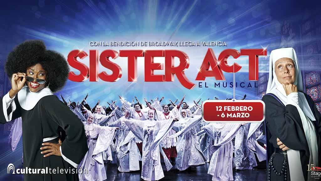 Llega a Valencia el musical, SISTER ACT