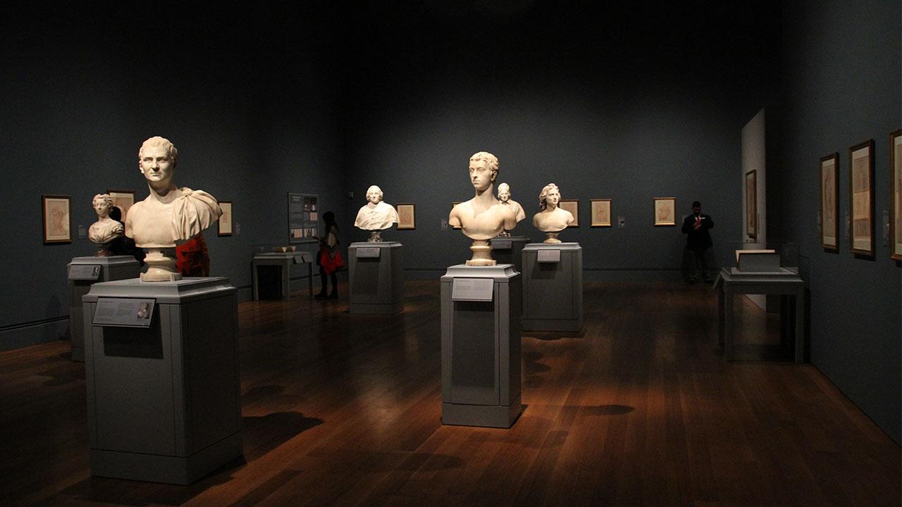 Paseos virtuales por maravillosos museos