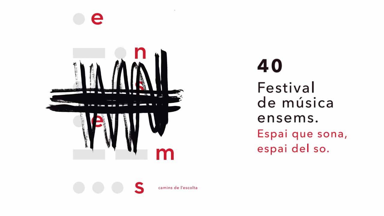 El Festival Ensems inaugura su 40 aniversario llenando Valencia de música