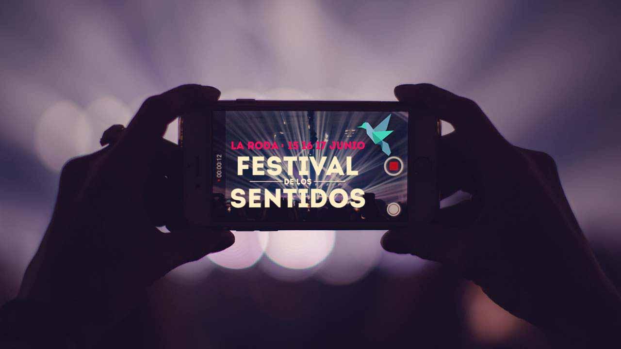 Todo lo que tienes que saber del Festival de los Sentidos de la Roda este 15, 16 y 17 de Junio