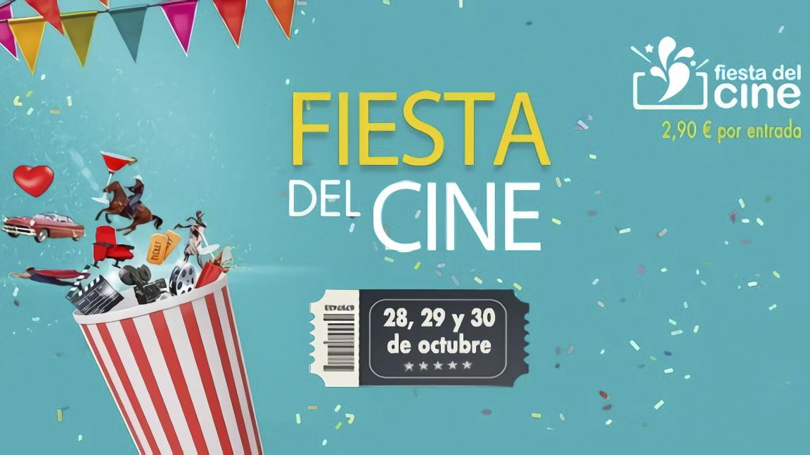Hoy vuelve la Fiesta del Cine
