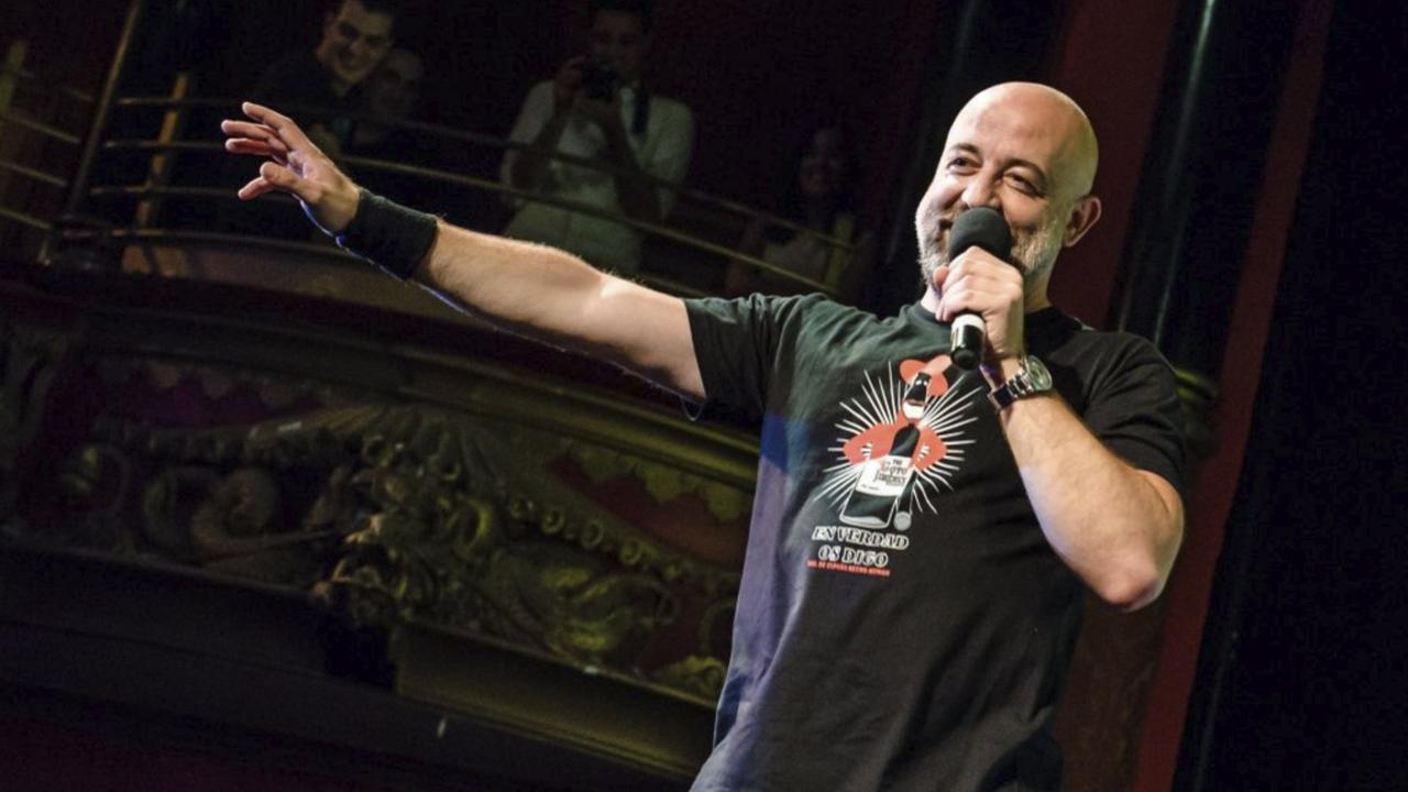 Goyo Jiménez os presenta ''Aiguantulivinamerica 2'' en Ciudad Real