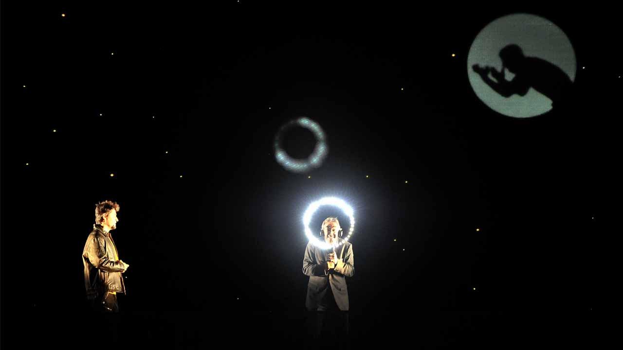 Última representación de la ópera ''Il mondo della Luna''  en el Palau de les Arts Reina Sofía de Valencia