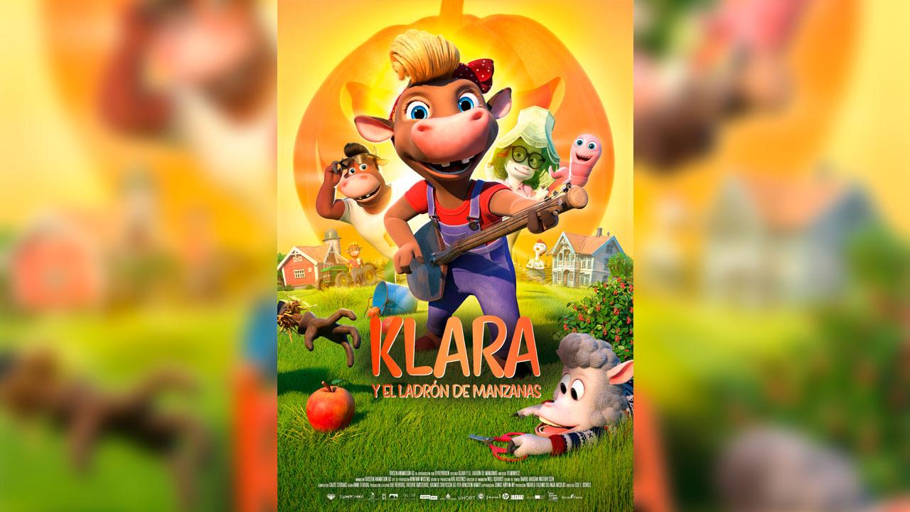 """Estreno de la película """"Klara y el ladrón de manzanas"""""""