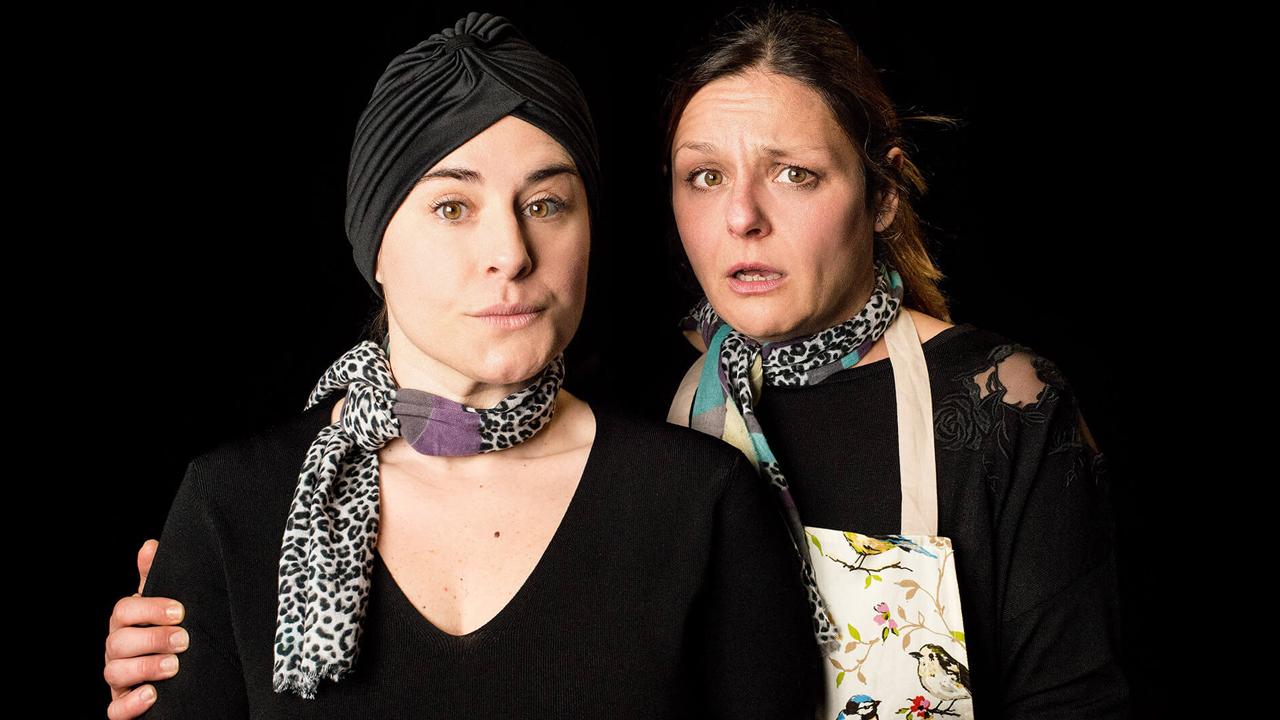 ''La valentía'' una comedia de fantasmas