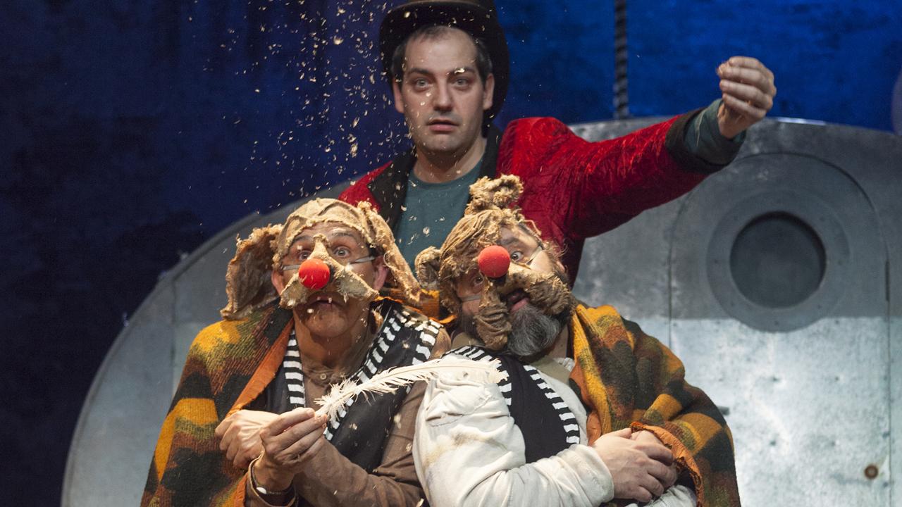 Lunáticos Circus, un circo para soñar y reír en Murcia