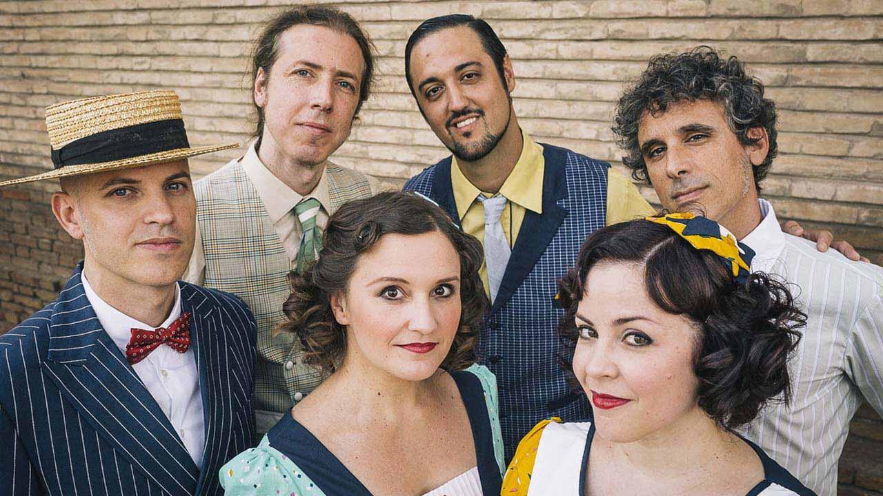 El swing hace presencia en el Teatro Principal de Alicante de la mano de O Sister!