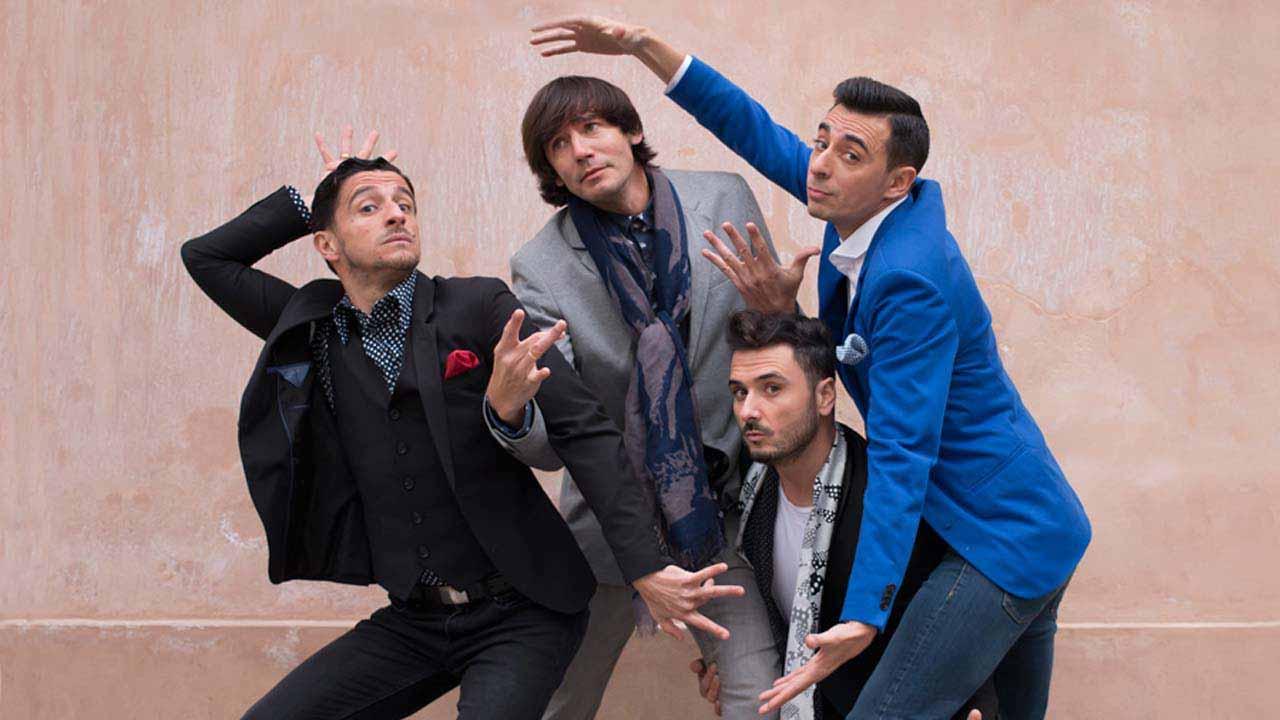 ¿Qué pasaría si pasara?, humor y flamenco en el Teatro Central de Sevilla