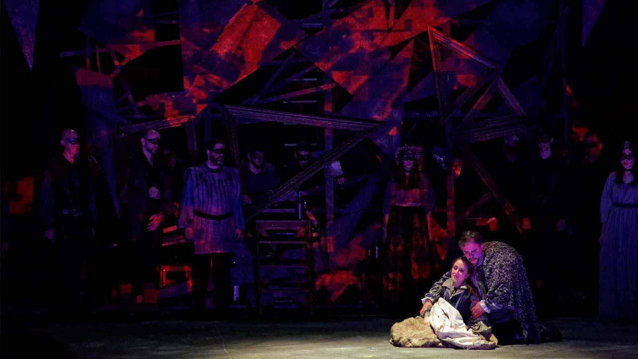 'Rigoletto'' de G.Verdi llega a Toledo bajo la dirección de Producciones Telón