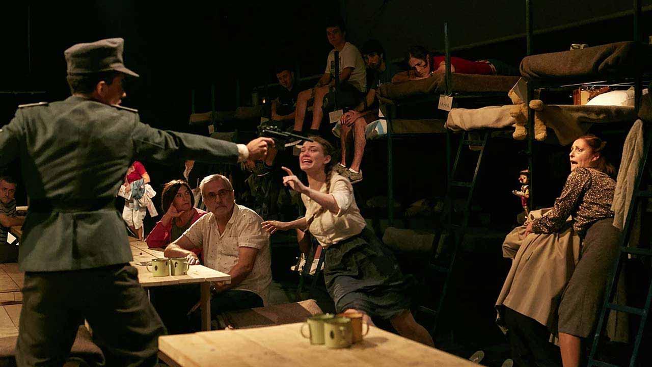 ''Último tren a Treblinka'', el homenaje de Vaivén Producciones en el Teatro de Rojas de Toledo