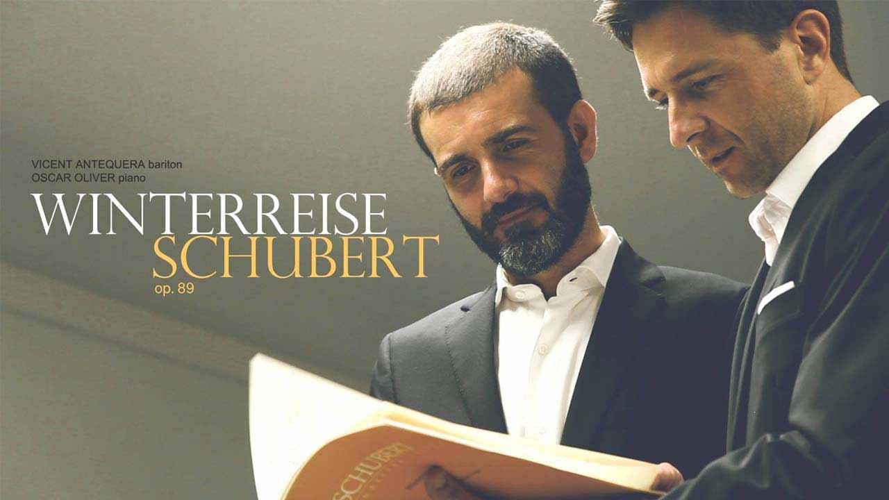 Winterreise, obra cumbre de F.Schubert, en el Palau de la Música de Valencia