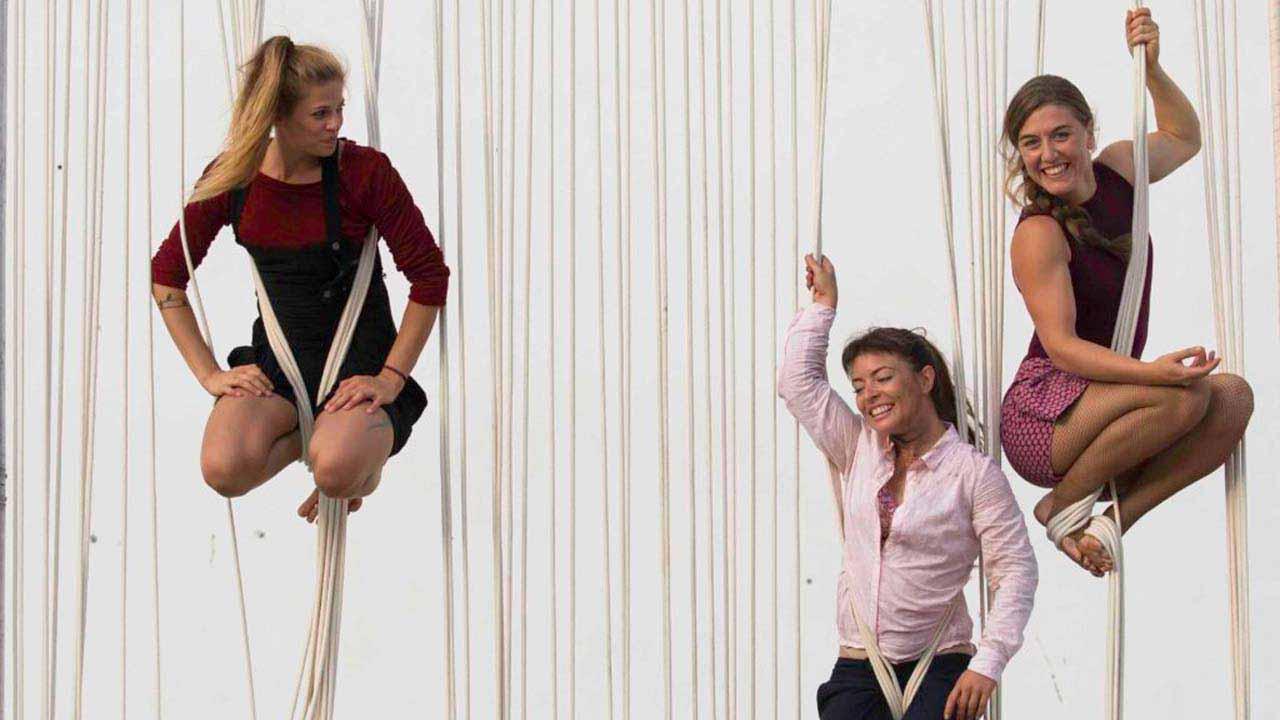 ''Y ahora qué?'' de la compañía Puntocero estará en el Teatro Circo Price de Madrid