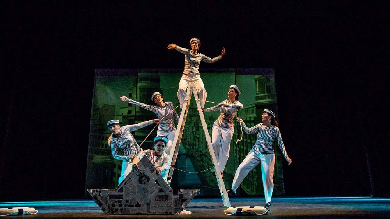 Llega la zarzuela ''La Gran Vía'' al Teatro Quijano de Ciudad Real