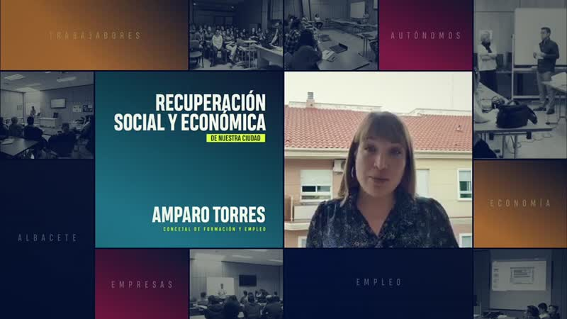 Recuperación Económica y Social de la Ciudad de Albacete