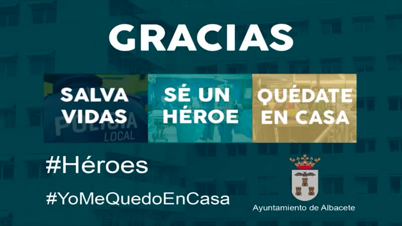Campaña #YoMeQuedoEnCasa