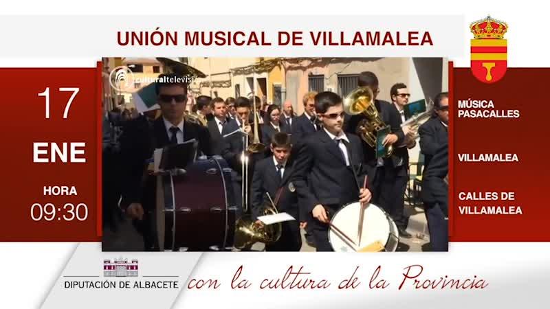 UNIÓN MUSICAL DE VILLAMALEA