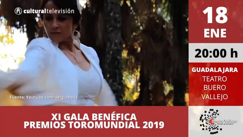 XI GALA BENÉFICA DE PREMIOS TOROMUNDIAL 2019