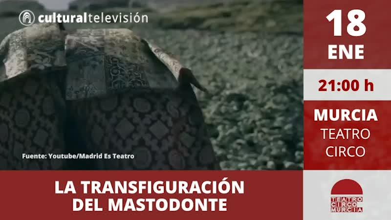 LA TRANSFIGURACIÓN DEL MASTODONTE