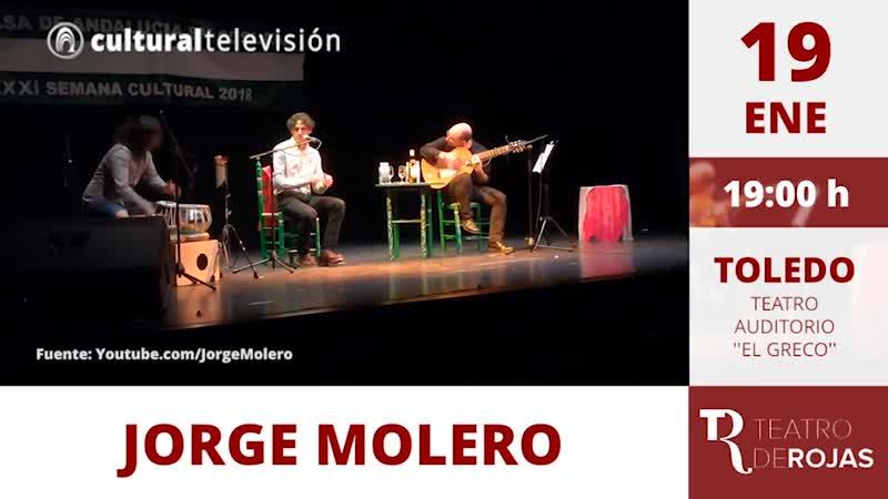 JORGE MOLERO