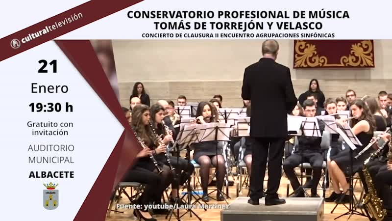 CONSERVATORIO PROFESIONAL DE MÚSICA TOMÁS DE TORREJÓN Y VELASCO