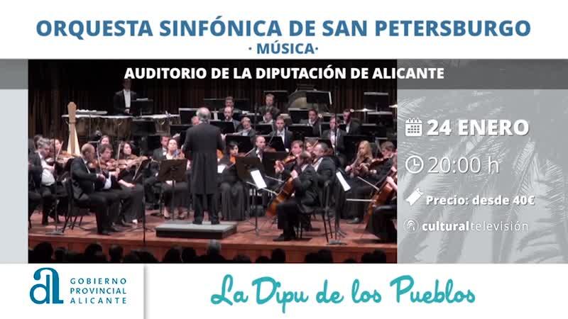 ORQUESTA SINFÓNICA DE SAN PETERSBURGO