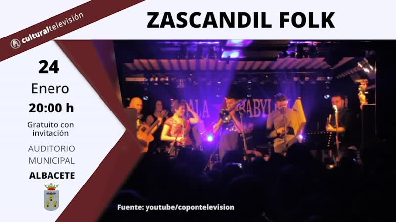 ZASCANDIL FOLK