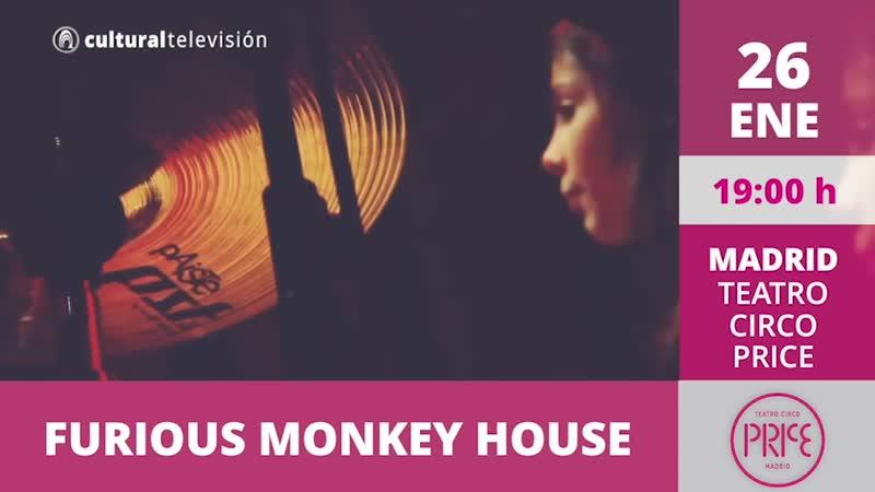 FURIOUS MONKEY HOUSE