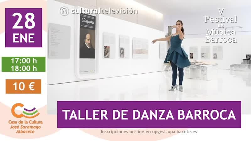 TALLER DE DANZA BARROCA