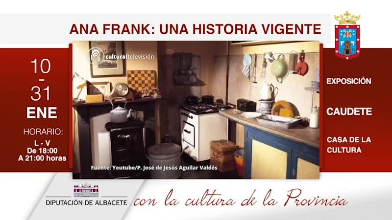 ANA FRANK: UNA HISTORIA VIGENTE