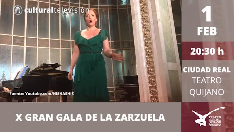 X GRAN GALA DE ZARZUELA
