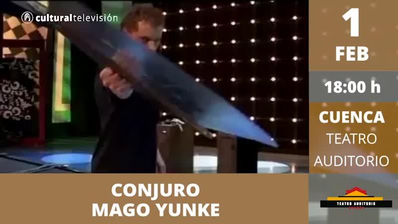 "MAGO YUNKE ""CONJURO"""
