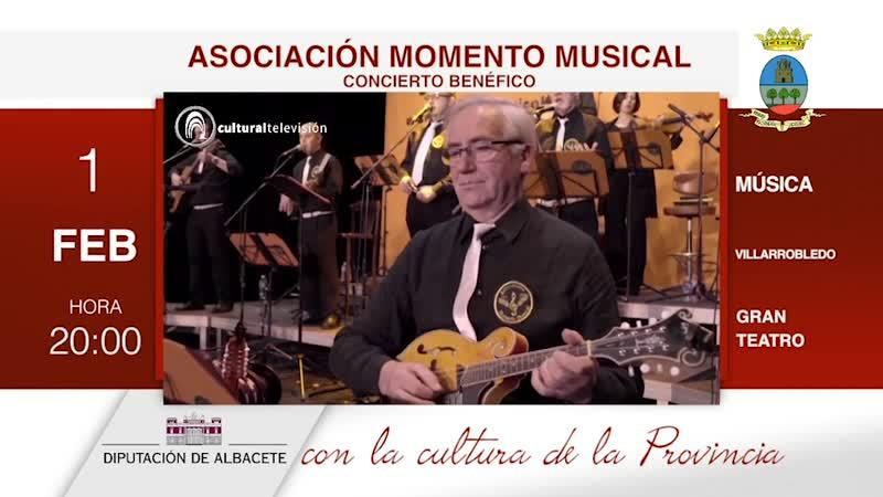 ASOCIACIÓN MOMENTO MUSICAL | CONCIERTO BENÉFICO